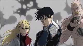 AMV Fullmetal Alchemist Brotherhood Final Fight Wrecking the sphere Sonata artica