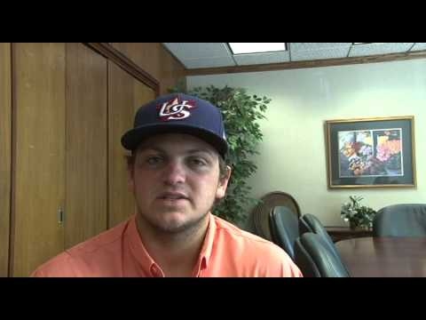 06 10 13 Wil Crowe-Pigeon Forge High School-Calhoun's High School Athlete of the Week
