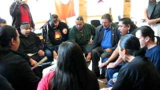American Indian Movement Singers of Portland Oregon