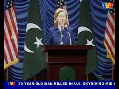 Pakistan received $ 1.5 billion of U.S. aid (Nightline 20/7/10)