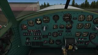 Milviz Cessna T-50 Bobcat Start Procedure