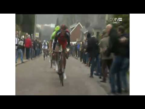 Flche Brabanonne 2013 Peter Sagan! (FR) Final Kilometre