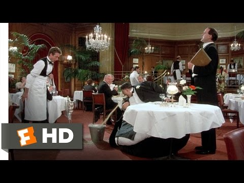 The Meaning of Life (911) Movie CLIP - A Bucket for Monsieur...
