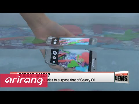 Samsung Electronics launches new smartphones