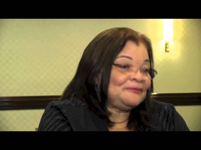 Dr Alveda King We voted Obama in for the color of his skin.