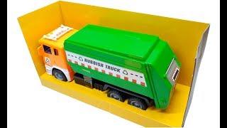 Đồ chơi trẻ em   Đồ chơi ô tô   Xe ô tô trọng tải điều khiển cho bé   Xe tải chở rác đồ chơi cho bé