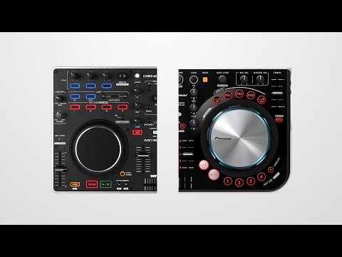 Pioneer WeGo vs Denon MC2000 (Castellano)