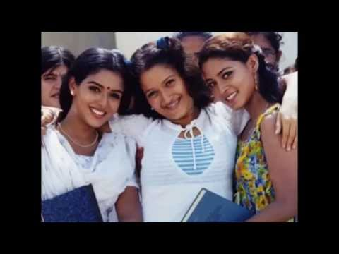 Pooja Umashankar And  Asin Thottumkal Together video