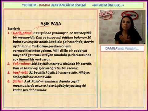 ÖABT KPSS Dersleri  türk dili ve edebiyatı alan bilgisi