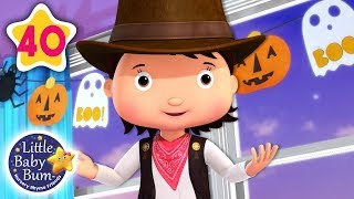 The Halloween Song | Halloween Special + More Nursery Rhymes & Kids Songs | Little Baby Bum