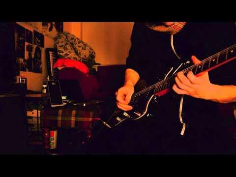 Gothpop Mess - Fender Jazzmaster - Alesis Midiverb 2 - Line 6 DL4