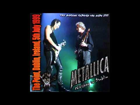 Metallica - Whiskey In The Jar w/ Eric Bell of Thin Lizzy [Dublin July 5, 1999]