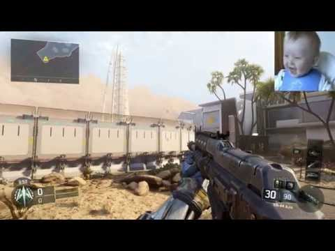 BLACK OPS 3 PS4 VS PS3 GRAPHICS COMPARISON (CALL OF DUTY BO3)