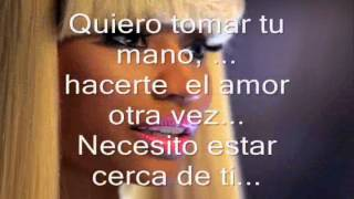 Nicki Minaj - Right By My Side (Explicit) ft. Chris Brown subtitulado en español