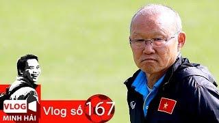 Vlog Minh Hải | Qua U23 Việt Nam, HLV Park Hang Seo thay đổi tư duy bóng đá Việt