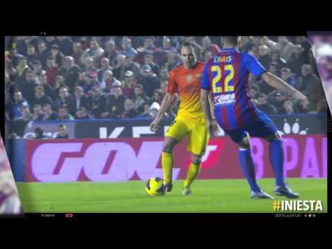 FC BARCELONA: LOS MEJORES GOLES EN EL CAMPO DEL LEVANTE