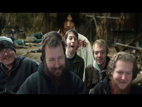 BLADE OF THE IMMORTAL Trailer Reaction And Discussion