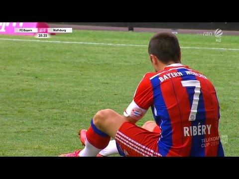 Franck Ribery vs Wolfsburg (N) 14-15 HD 720p by Silvan