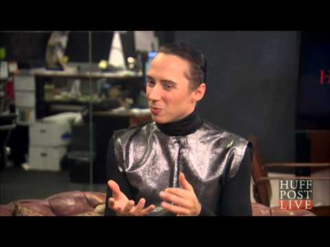 Johnny Weir interview Oct 22 2014