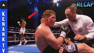 (WOW!) Anthony Joshua DESTROYS Alexander Povetkin in 7! | Full Fight KO Recap | Highlight talk!