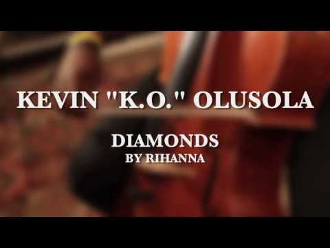 Diamonds (Rihanna K-O.ver) - Live cellobox by Kevin