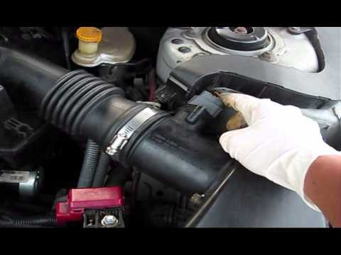2002 Nissan Altima Misfire Start P0507 Bad IDLE part7
