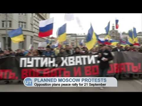 Moscow Anti-War Protest Planned: Russians to rally against Kremlin invasion of Ukraine