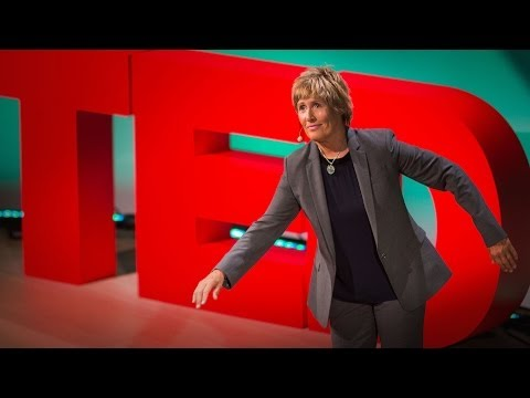 Diana Nyad: Never, ever give up