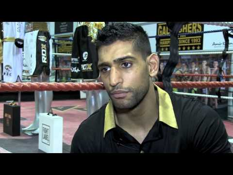 AMIR KHAN REACTS TO LATEST MAYWEATHER COMMENTS & TALKS PACQUIAO, CROLLA & PAKISTAN TRAGEDY