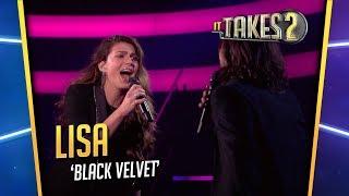 Lisa Michels & Waylon - Black Velvet | It Takes 2