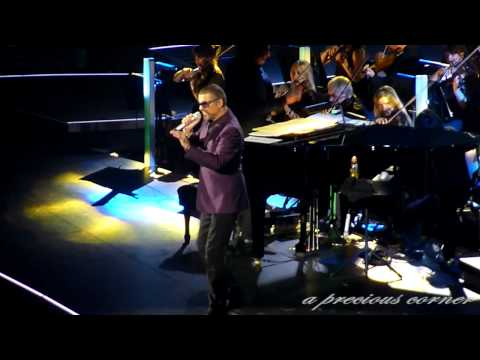 F.E.A.R. (Ian Brown cover) - George Michael - Manchester, October 9th 2012