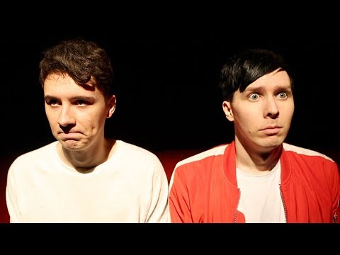 Interactive Introverts - Dan and Phil 2018 World Tour Trailer