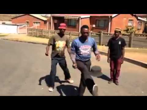 Most amazing Flexing dance and Tricks from South Africa