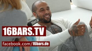 Interview: Julian Williams (ehemals J-Luv) in Berlin (16BARS.TV)