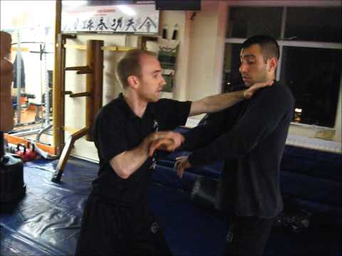 Wing Chun Shadow Sparring Pt 1: Getting started Image 1