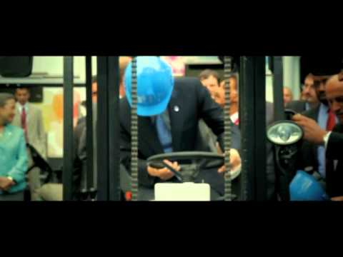 Visit of U.N. Secretary General Ban Ki-moon to UNIDO-ICHET on May 31st, 2012 (short version)