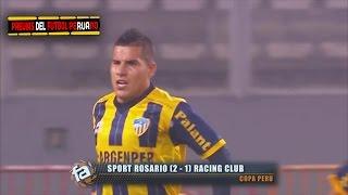 Resumen Completo Sport Rosario vs Racing Club 2-1 Final Copa Perú 11/12/2016
