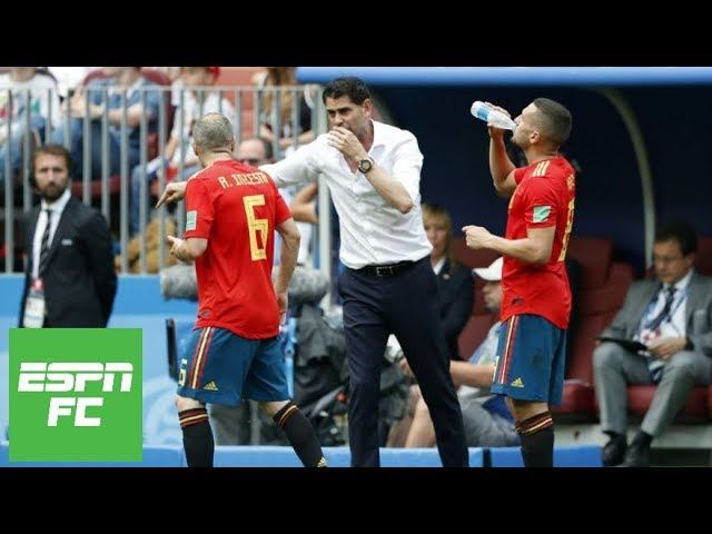 Explaining Spain's failure at 2018 World Cup after loss to Russia in penalty shootout | ESPN FC