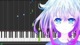 Hand Shakers [ハンドシェイカー] Episode 1 OST - 【Re:Plus】 Dec 27 (Piano Synthesia Tutorial + Sheet)