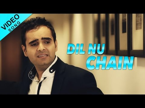 Manpreet Sandhu - Dil Nu Chain | Official Music Video | 2013...