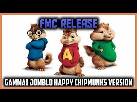 FMC RELEASE   Gamma1 Jomblo Happy Chipmunks Version