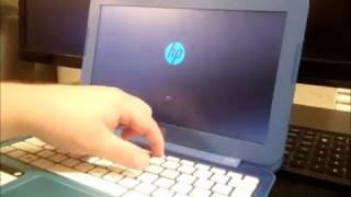 HP Laptop Full Factory RESTORE e2 14 17 Folio G1 G2 1020 840 550 15T 17T 15z reinstall Windows reset