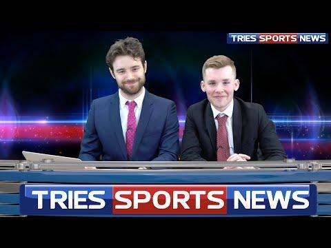 TRIES SPORTS NEWS