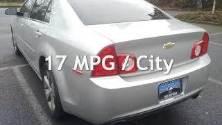 2008 Chevrolet Malibu LT for sale in SALEM, OR