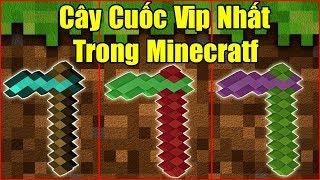 Nếu Noob Sở Hữu Cây Cuốc Vip Nhất Trong Minecraft ** Noob Bán Bánh