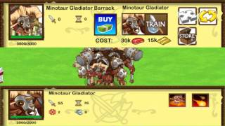 Social Empires - Gladiators Civilization 5