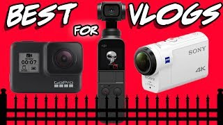 3 Reasons DJI Osmo Pocket Falls Short as Best Vlogging Camera vs GoPro 7 & Sony X3000