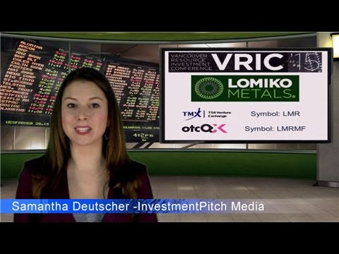 Lomiko Metals (TSXV: LMR) (OTCQX: LMRMF) Invite - Vancouver Resource Investment Conference