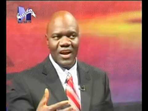 GOOD EVENING GHANA - INTERVIEW WITH DR. ARTHUR MUTAMBARA P1.wmv
