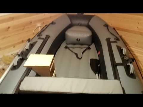 лодка х ривер 320